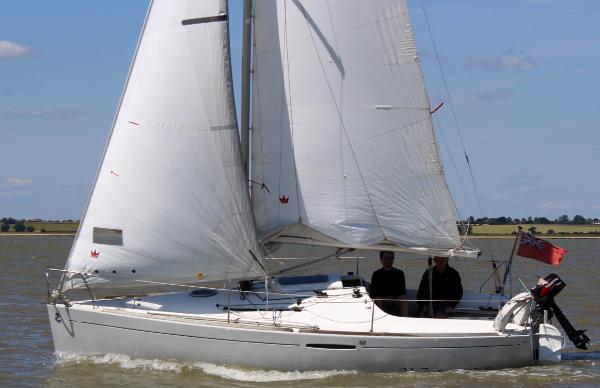 Beneteau First 21.7 S