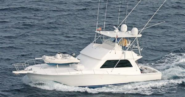 Viking 50 Conv Sport Fisher Profile