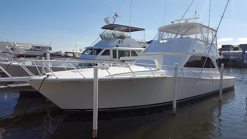 Viking 55 Convertible Viking 2001 55 Convertible