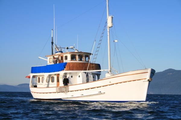 Romsdal North Sea Trawler