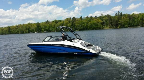 Yamaha AR210 2017 Yamaha AR210 for sale in Deerwood, MN