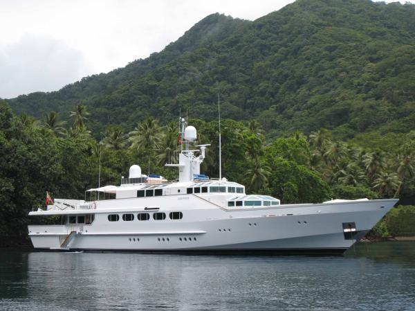 Feadship Displacement Motoryacht Main Profile