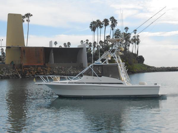 Dawson Yachts Sportfisher