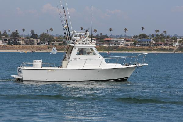 Blackman Boats Pilothouse
