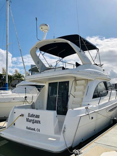 Meridian 381 Sedan Cabin Cruiser