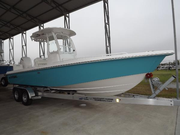 Everglades Boats 243 Cc