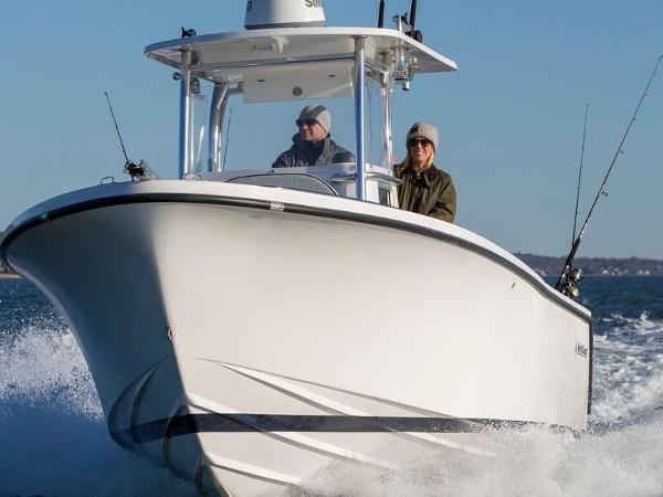 NorthCoast 24 Center Console
