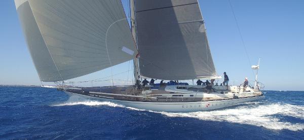 Nautor Swan Swan 65-020 sloop Swan 65 sloop Kings Legend