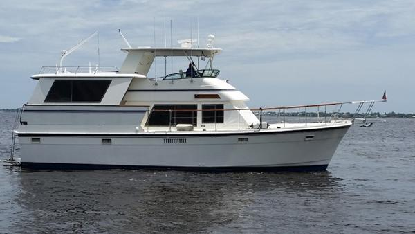 Atlantic 47 Motoryacht Main Profile