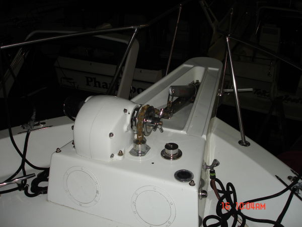 Windlass/Bow Pulpit