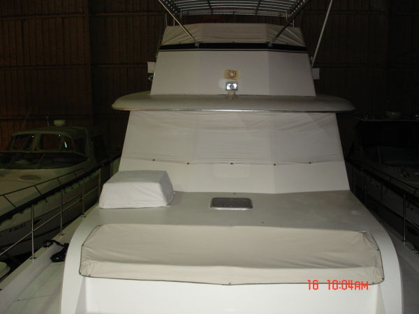 Bow Seating/Windshield cover