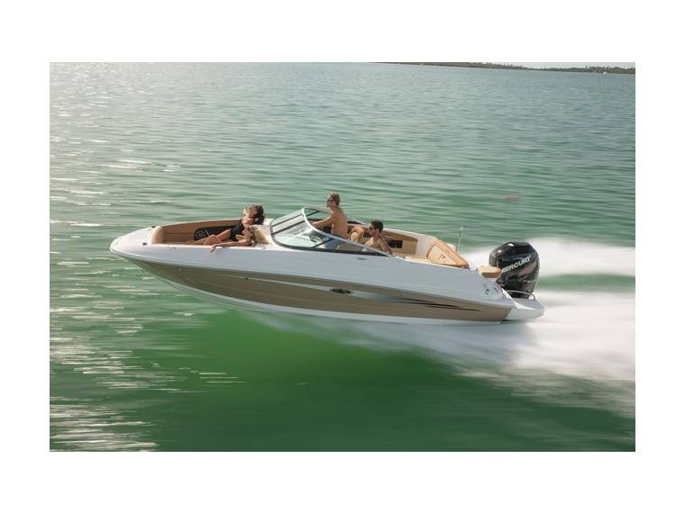 Sea Ray Sea Ray 240 Sundeck Outboard