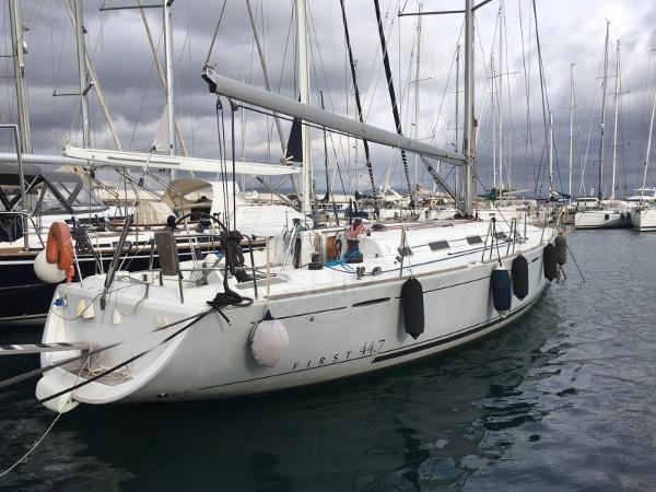 Beneteau First 44.7 BENETEAU - FIRST 44.7 - exteriors