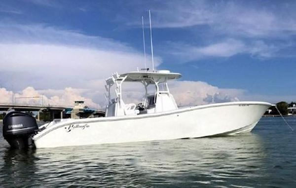 Yellowfin 36 CC 36 Yellowfin CC  2012