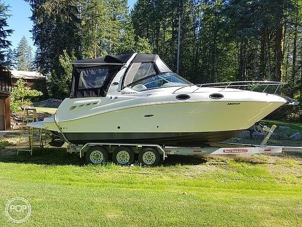 Sea Ray 260 Sundancer 2008 Sea Ray 260 Sundancer for sale in Courtenay, BC