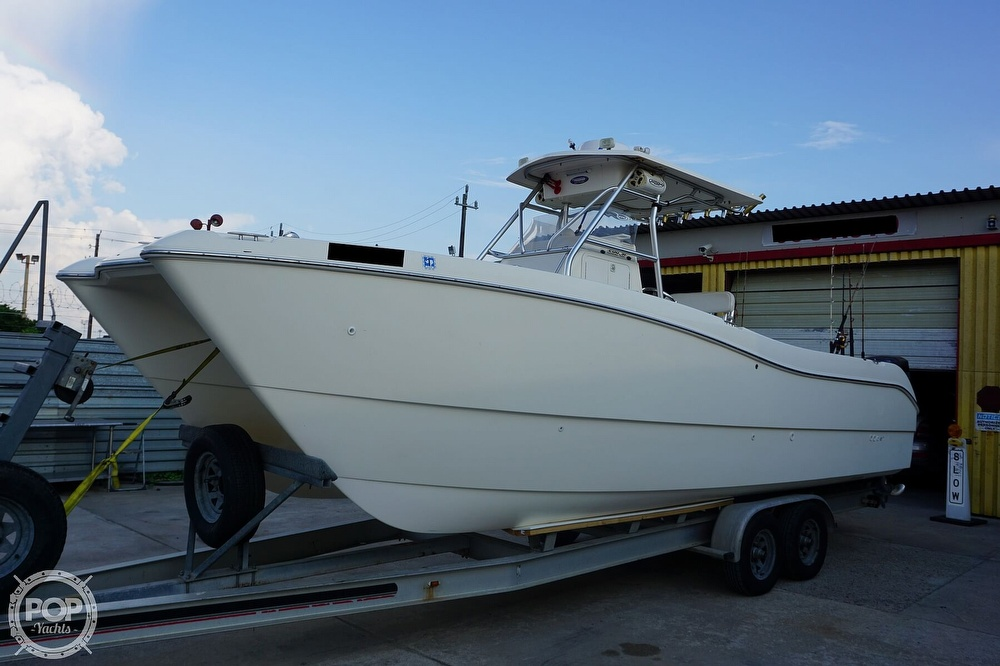 World Cat 266 Sport Fish 1999 World Cat 266SF for sale in Houston, TX