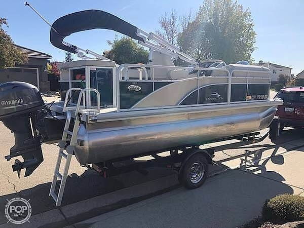 Bennington 188 SL 2017 Bennington 18 for sale in El Dorado Hills, CA
