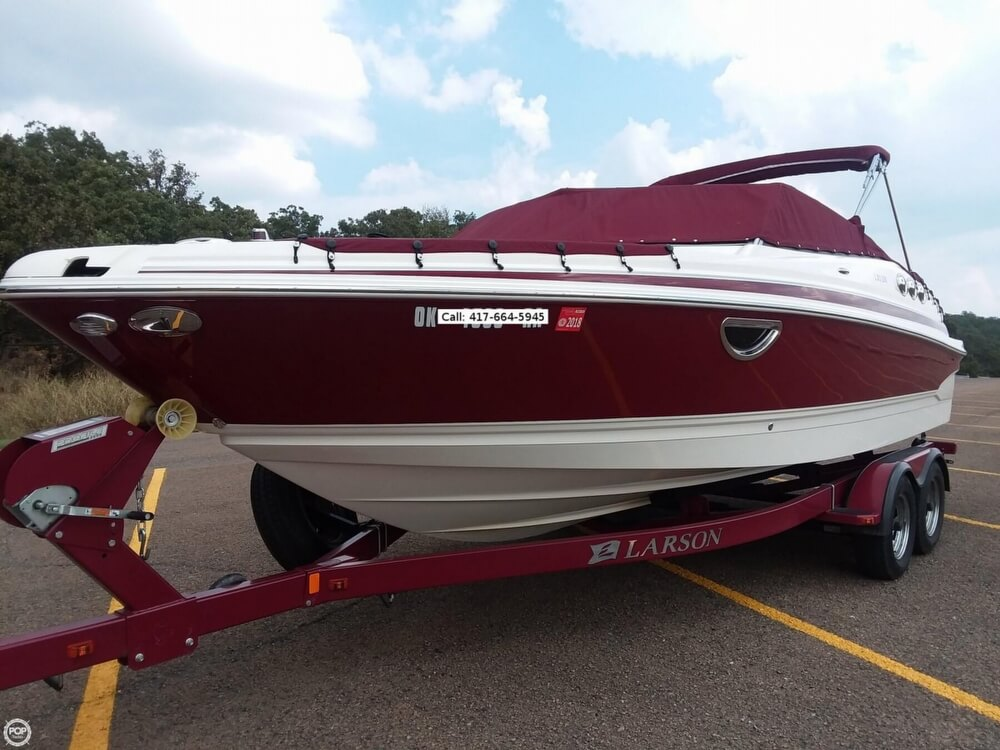 Larson LXi 238 2011 Larson LXI 238 for sale in Tulsa, OK