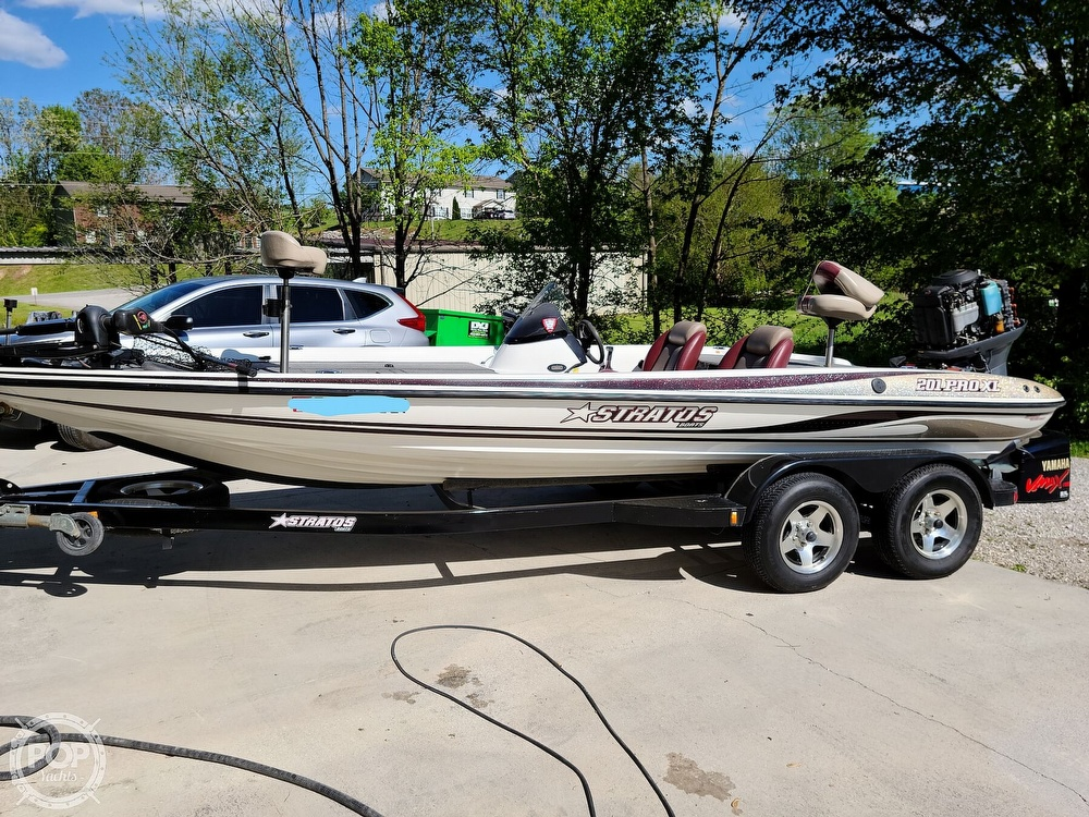 Stratos 201 Pro XL 2003 Stratos 201 PROXL for sale in Jacksboro, TN