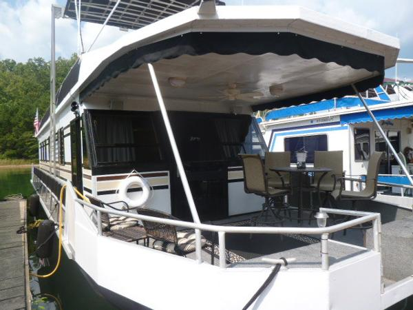 Stardust Cruisers 14.5 x 64 Houseboat