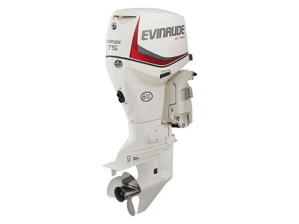 Evinrude Inline 75-HP E75DSL