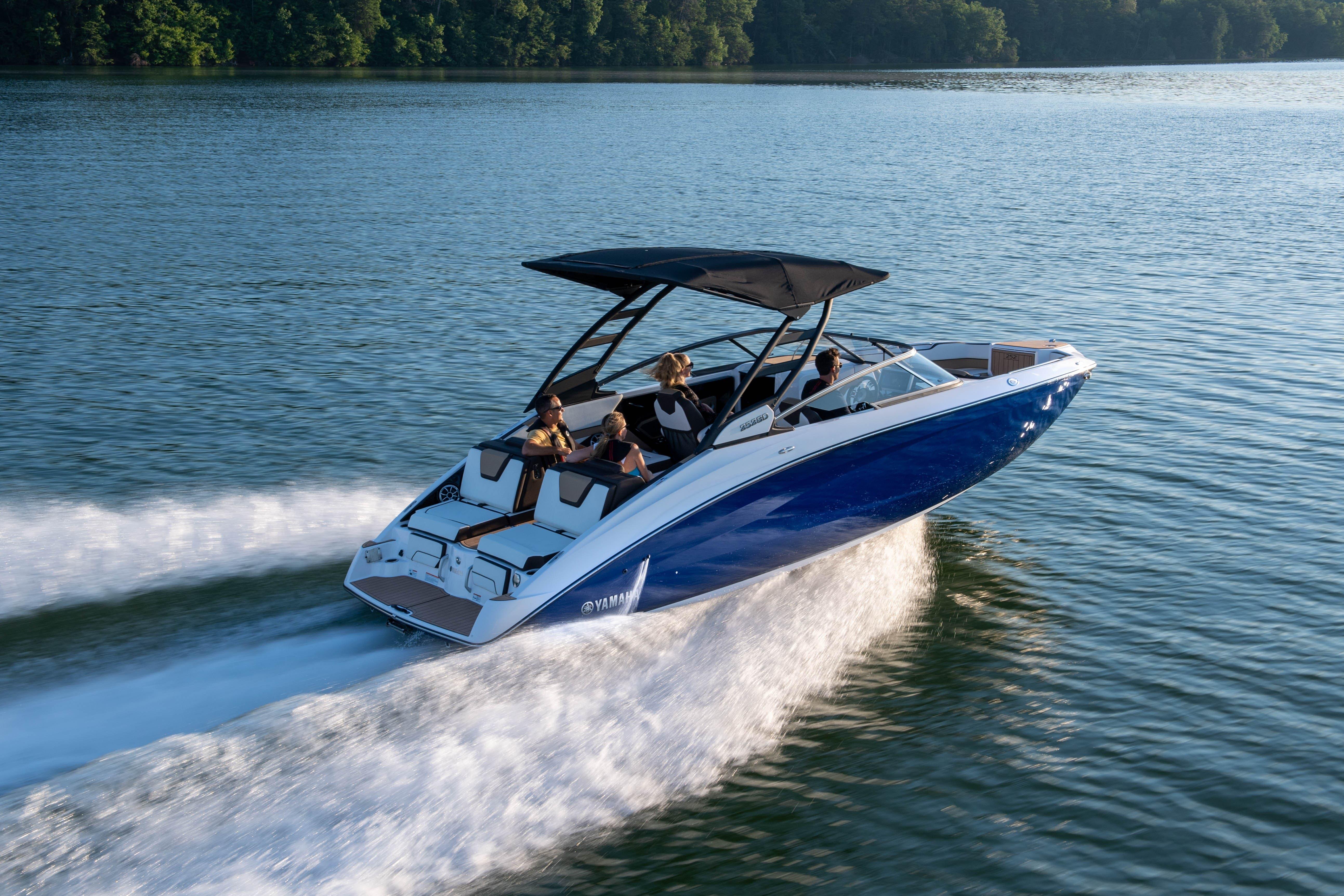 Yamaha Boats 252 SD