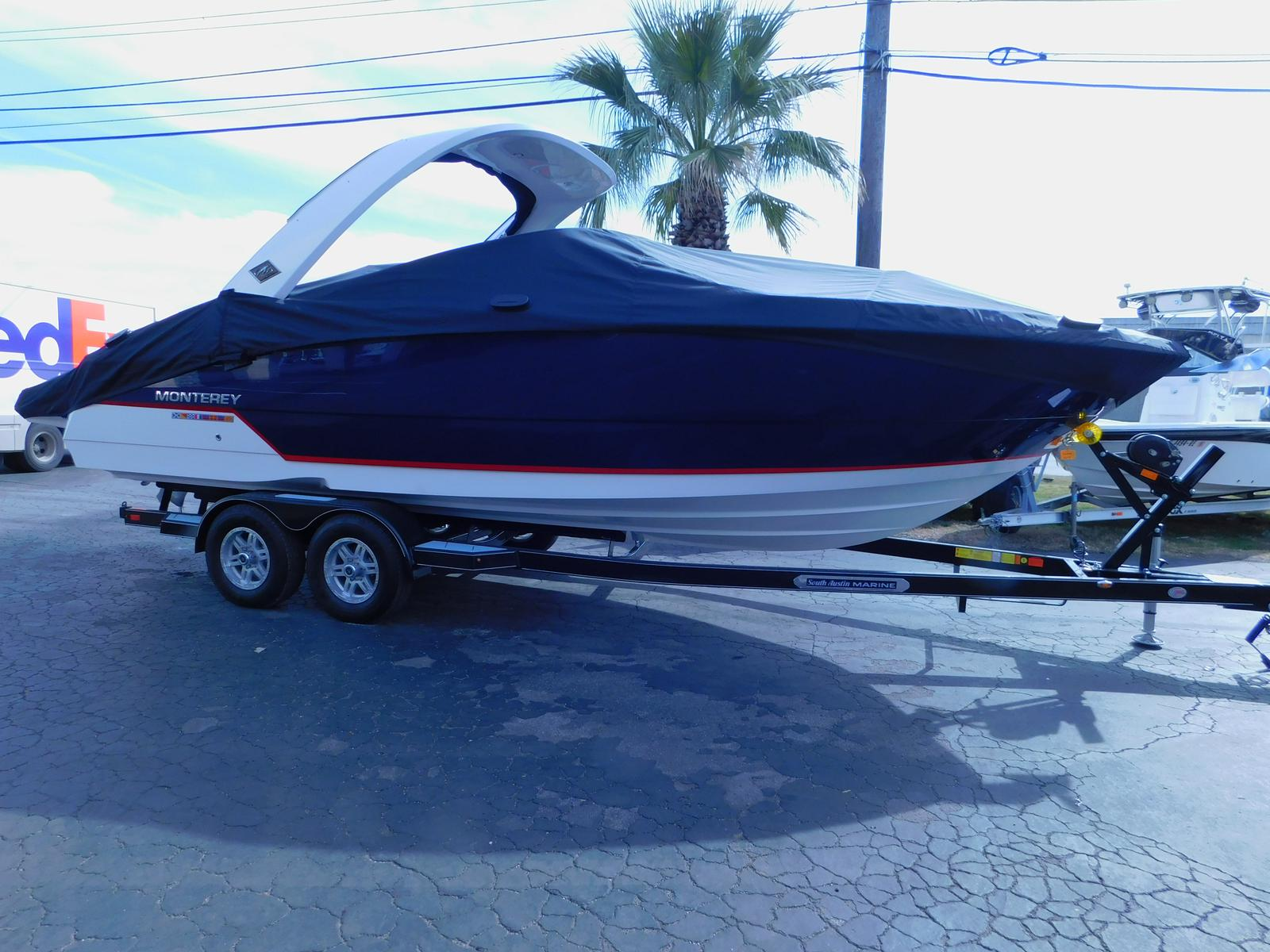 Monterey 278 SS Bow Rider
