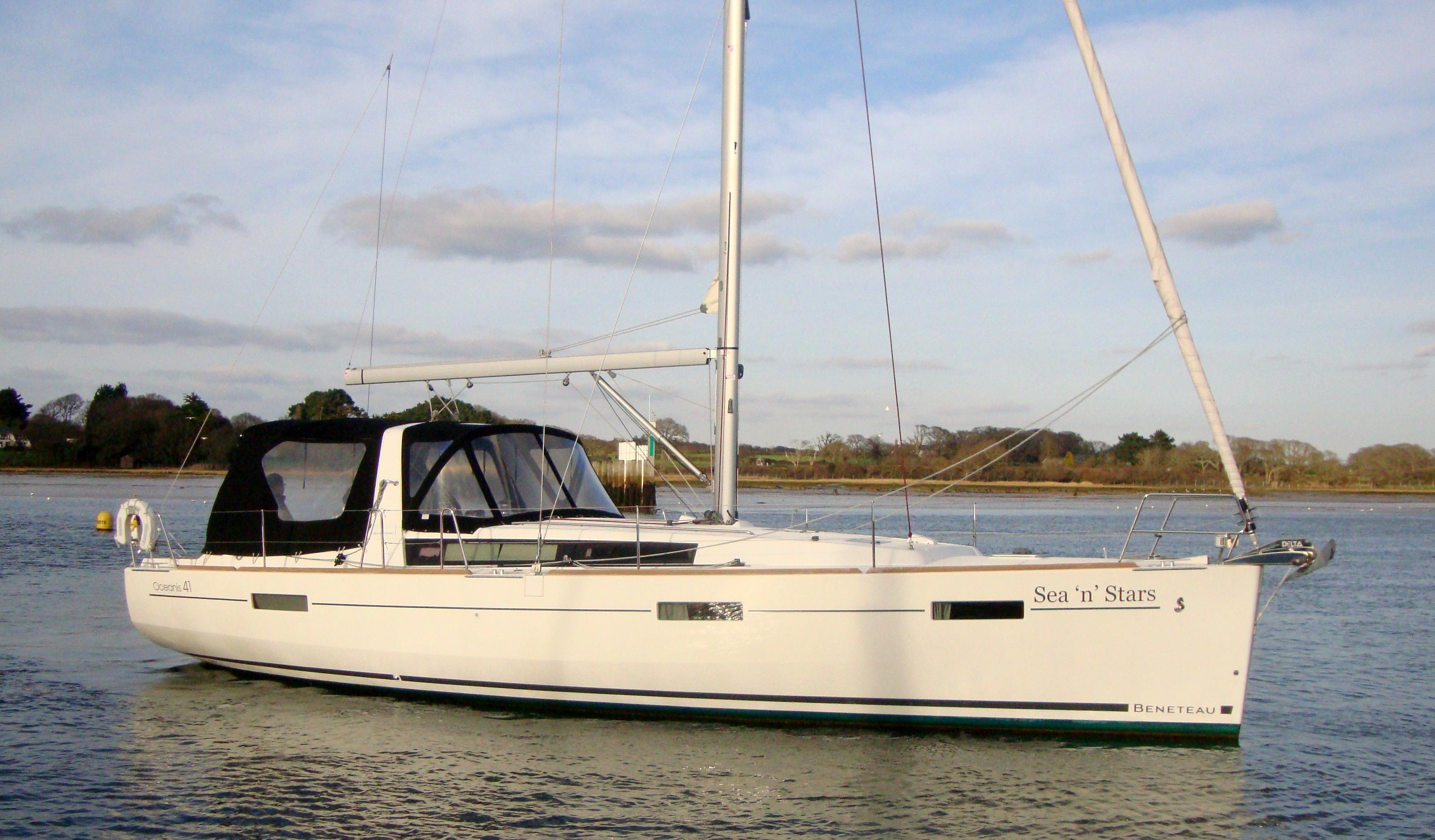 Beneteau Oceanis 41 Beneteau Oceanis 41 For Sale
