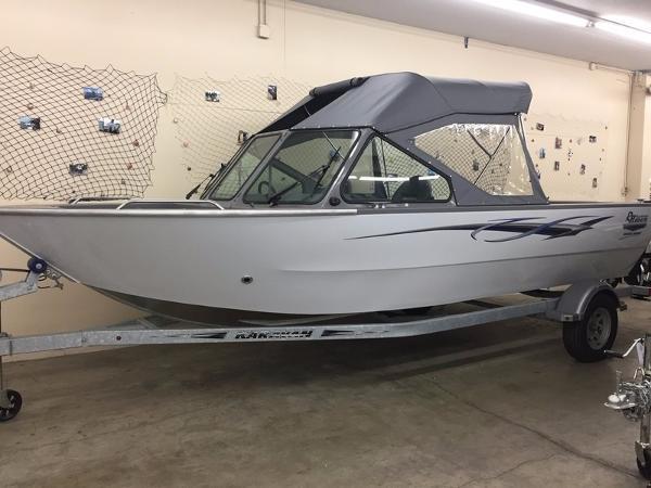 Rh Boats 20' Seahawk Coastal