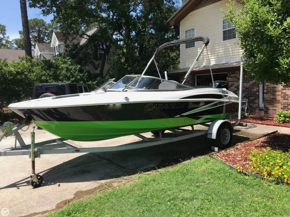 Caravelle Boats 19 EBO 2015 Caravelle 19 EBo for sale in Bluffton, SC