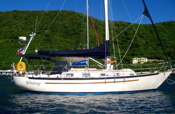 Pacific Seacraft 34