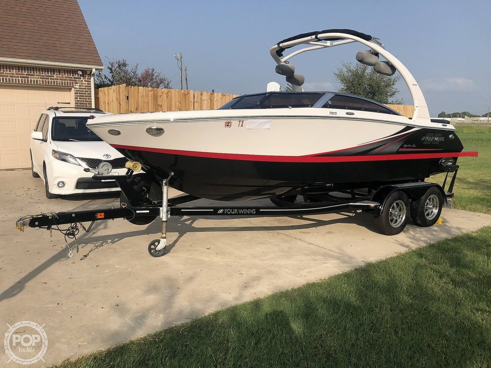 Four Winns H210 Signature Series 2016 Four Winns H210 Signature Series for sale in Weatherford, TX