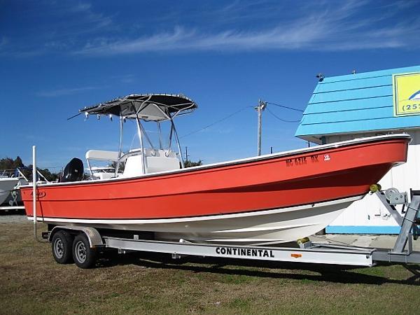Angler Boats Panga 26