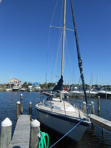 O Day Sloop 28