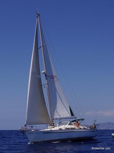 Beneteau Oceanis 44 CC Sailing boat Beneteau Oceanis 44 CC