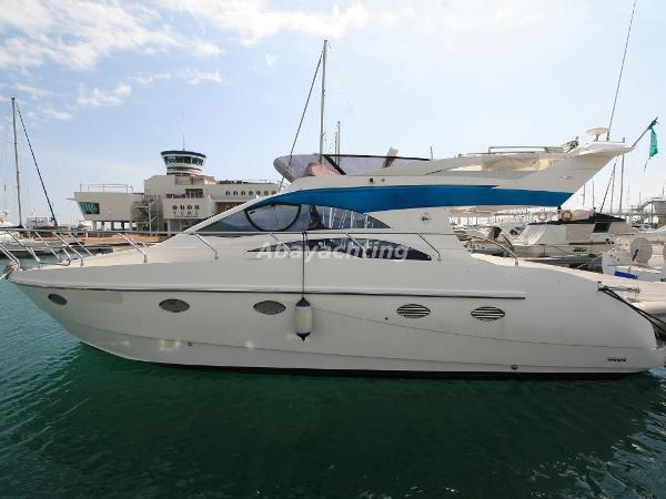 Enterprise Marine EM 420 Fly Abayachting EM420 1