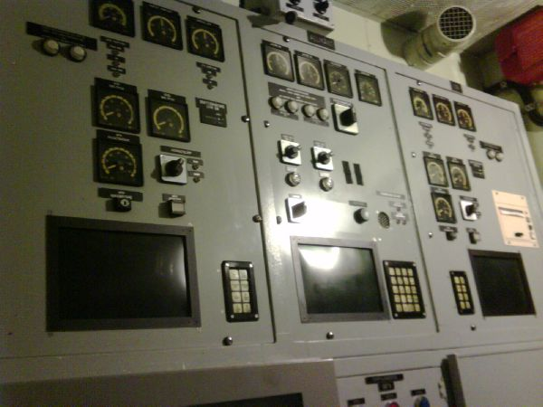 engine controls