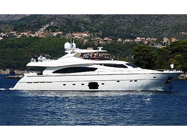Ferretti Yachts Ferretti 881