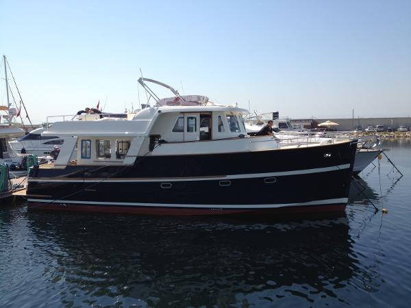 Custom Rhéa Marine 47 Trawler photo - Copie