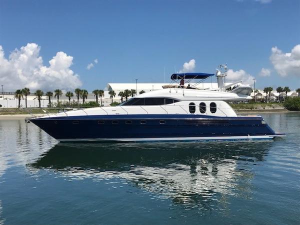 Princess Fly Bridge Motor Yacht