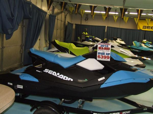 Sea-Doo Spark 3up B