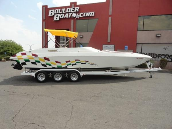 Eliminator Boats 280 Eagle XP Open Cuddy