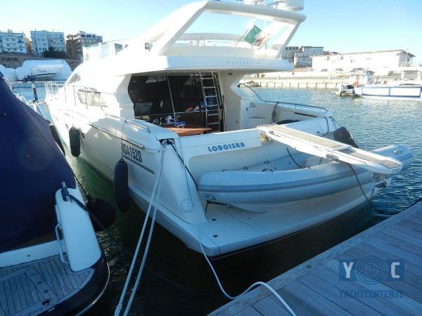 Ferretti Yachts 57 DSCN9102