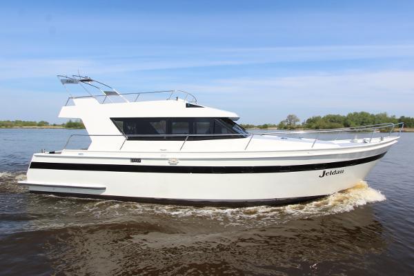 Motor Yacht Vacance 1200 Fly