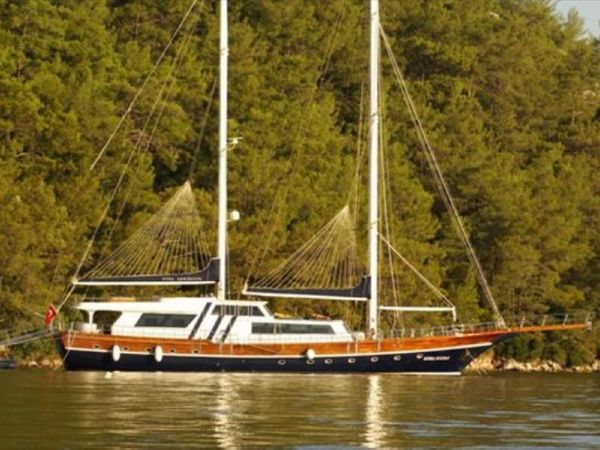 Custom Build Motorsailer