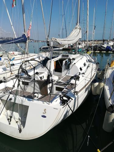 Beneteau. First 36.7 IMG_20170907_101352