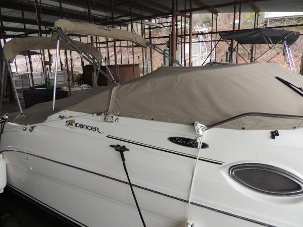 Cockpit Cover, Double Bimini