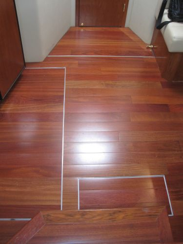 Custom Cherry Flooring