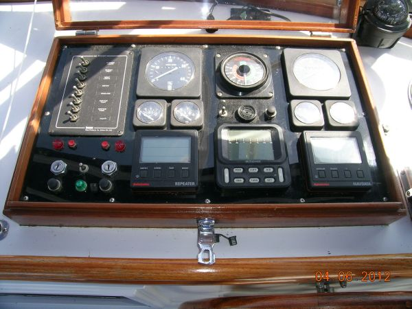 Flybridge Instruments