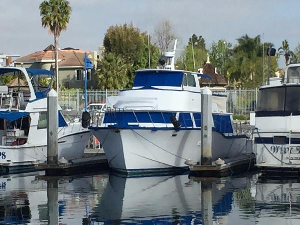 Seaway Custom Motor Yacht
